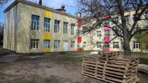 У Запоріжжі триває реконструкція школи-інтернату вартістю 20 мільйонів гривень, – ФОТОРЕПОРТАЖ
