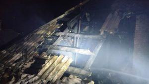 У Запоріжжі на Великдень пожежа ледь не знищила приватний будинок, – ФОТО