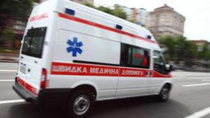 В Запоріжжі вантажний автобус збив пенсіонерку: жінка отримала численні травми