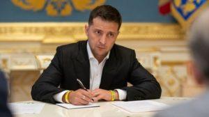 Президент Зеленский назначил новых глав двух районов Запорожской области