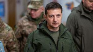 Сегодня президент Украины побывает в Запорожской области