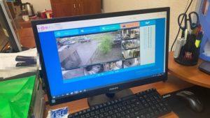 Фирма с ДНР обеспечивала системой безопасности предприятия в Запорожской области
