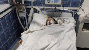 17-летняя жительница Запорожья, которую в марте сбила машина, ушла из жизни
