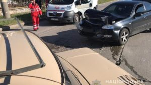 У Запорізькій області в лобовому ДТП загинув водій, – ФОТО