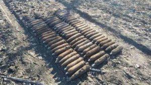 У Запорізькій області не змогли оперативно розмінувати артснаряди через брак палива
