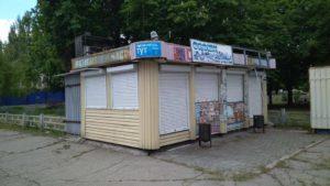 В Запорожье за выходные демонтировали два МАФа