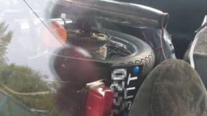 В Запоріжжі патрульні зупинили автівку та знайшли в ній викрадений мотоцикл