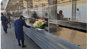 Какие рынки в Запорожской области работают с разрешения Госпотребслужбы