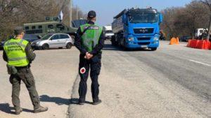 В Запорізькій області закрили карантинні КПП