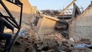 В закарпатском городе под обвалом травмировался мужчина из Бердянска