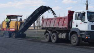 В Запорожской области за 600 миллионов начали ремонт последнего участка трассы на Бердянск, – ФОТО