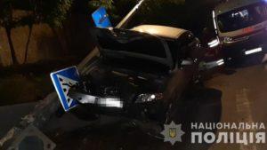 В Запорожской области водитель-лихач сбил пешеходов: погиб человек, – ФОТО