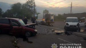 В полиции Запорожья рассказали подробности лобового столкновения, в котором пострадали 4 человека, – ФОТО