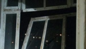 В запорожской многоэтажке взорвался баллон с газом, – ФОТО