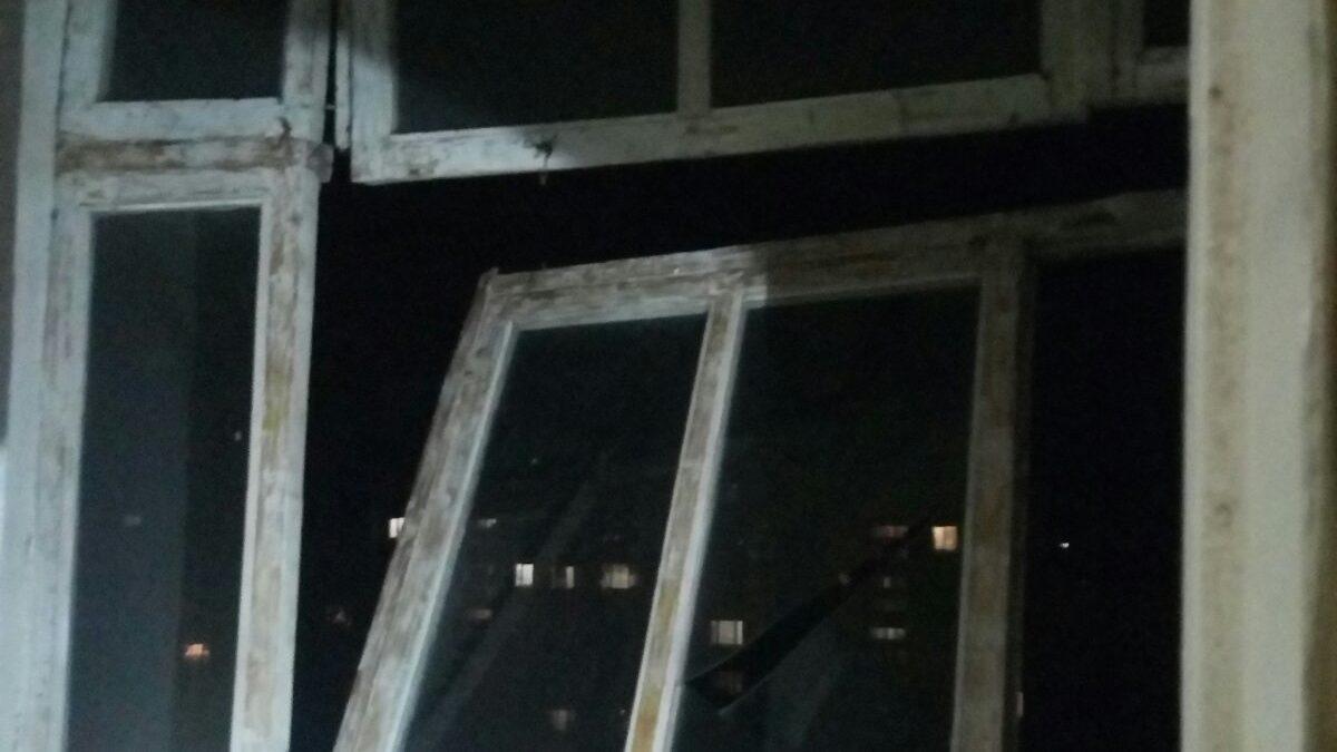 В запорожской многоэтажке взорвался баллон с газом