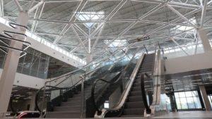 У Запоріжжі повністю закінчили будівництво нового терміналу аеропорту: як він виглядає всередині і зовні, – ФОТОРЕПОРТАЖ