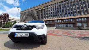 Сельские амбулатории Запорожской области получили 17 новых Renault Duster, — ФОТОРЕПОРТАЖ