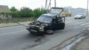 В Запорожской области за прошлый день произошло два серьезных ДТП, – ФОТО