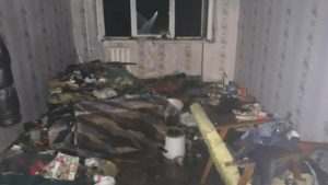 У Запоріжжі через паління в ліжку в своїй квартирі ледь не загинув чоловік, – ФОТО
