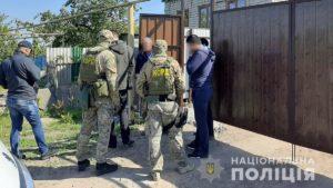 В Запорожской области во время спецоперации задержали криминального авторитета, который, угрожал бизнесу и вымогал деньги, – ФОТО
