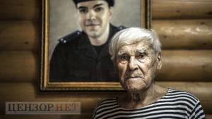 Легендарному запорожскому ветерану, который потерял внука в АТО, сегодня исполнилось 102 года, – ФОТО, ВИДЕО