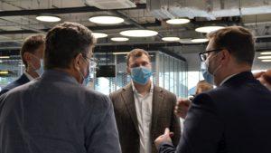 Министр инфраструктуры приехал в Запорожскую область с рабочим визитом, – ФОТОРЕПОРТАЖ