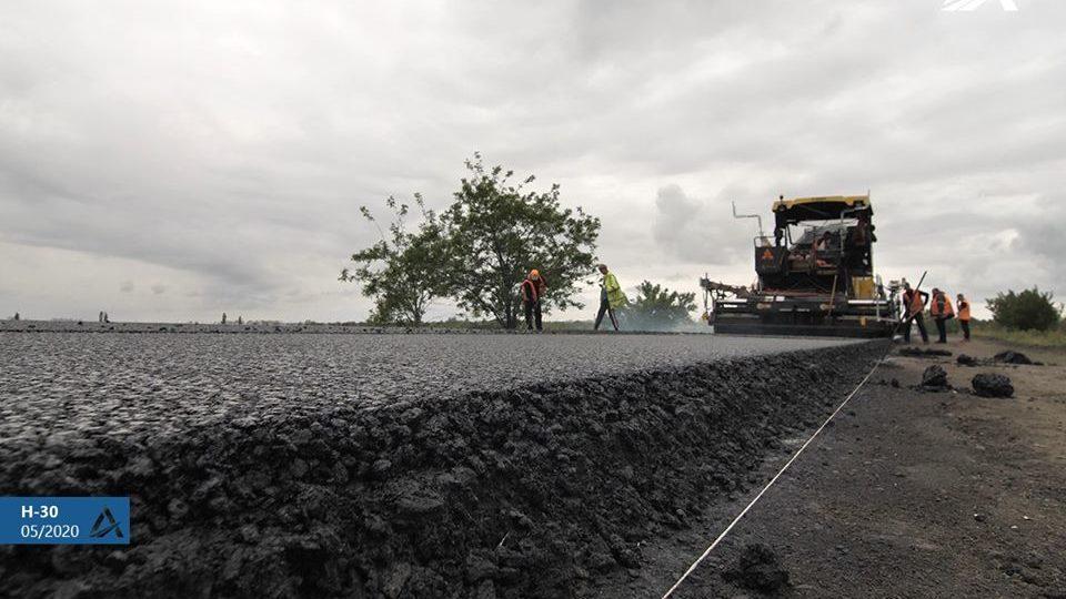 В Запорожской области за 2 миллиарда круглосуточно строят новую трассу в Бердянск: что уже сделали, – ФОТОРЕПОРТАЖ
