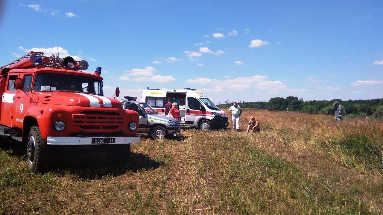 У Запорізькій області в ставку потонули дві маленькі дівчинки, – ФОТО