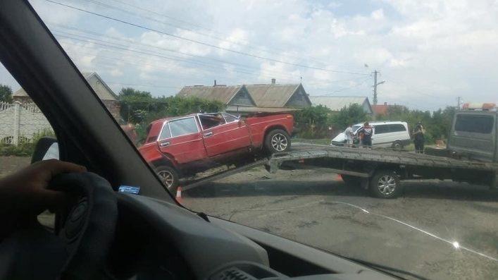 В Запорожской области в лобовом ДТП погиб водитель: мужчине оторвало руку, – ФОТО, ВИДЕО