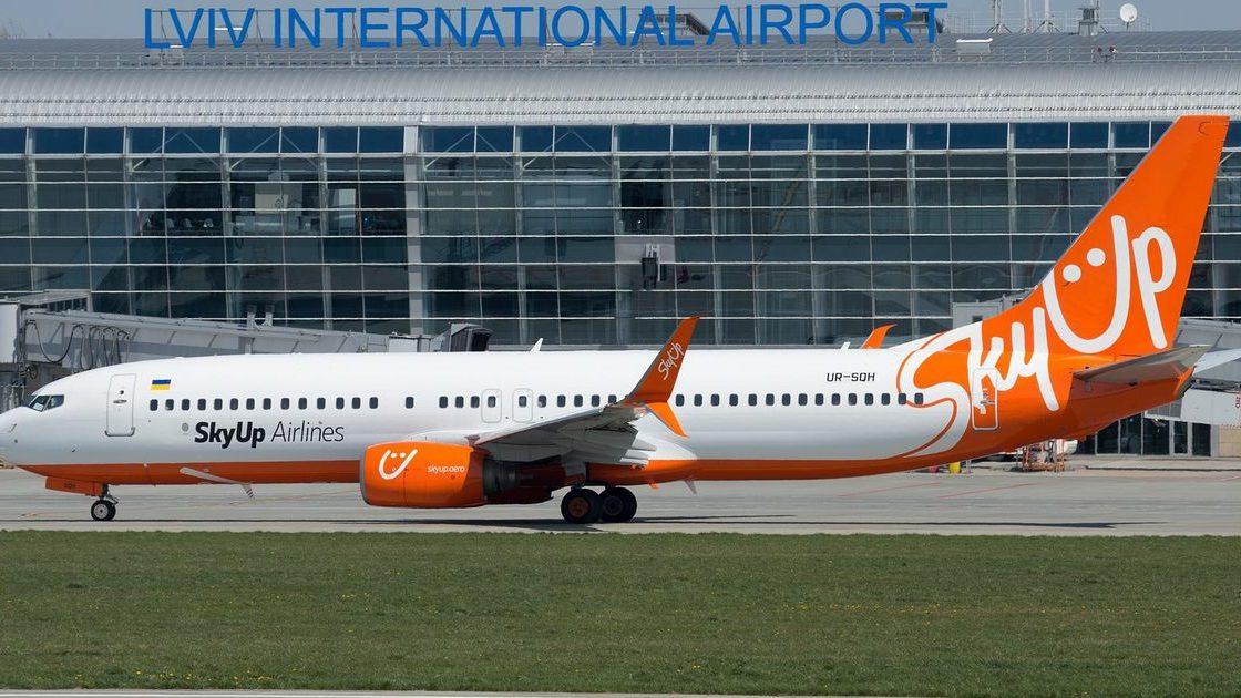SkyUp відновлює літаки з Запоріжжя до столиці
