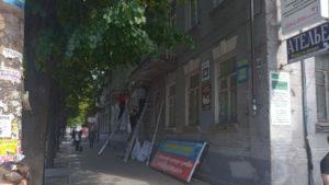 Еще один дом на центральном проспекте Запорожья приблизился к аутентичному виду, — ФОТО