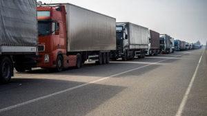 В Пологівському районі через спеку обмежили рух транспорту для великовагових авто