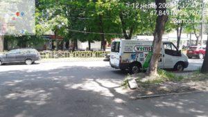 Неправильно припарковані автівки принесуть бюджету Запоріжжя понад 900 тисяч гривень