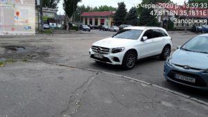 Запорожские инспекторы по парковке