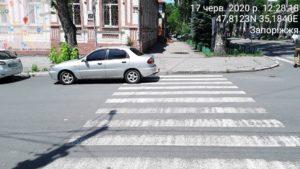 Інспектори з паркування за сьогодні винесли 60 штрафів горе-водіям