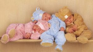 В семье запорожцев вместо двойни родились тройняшки