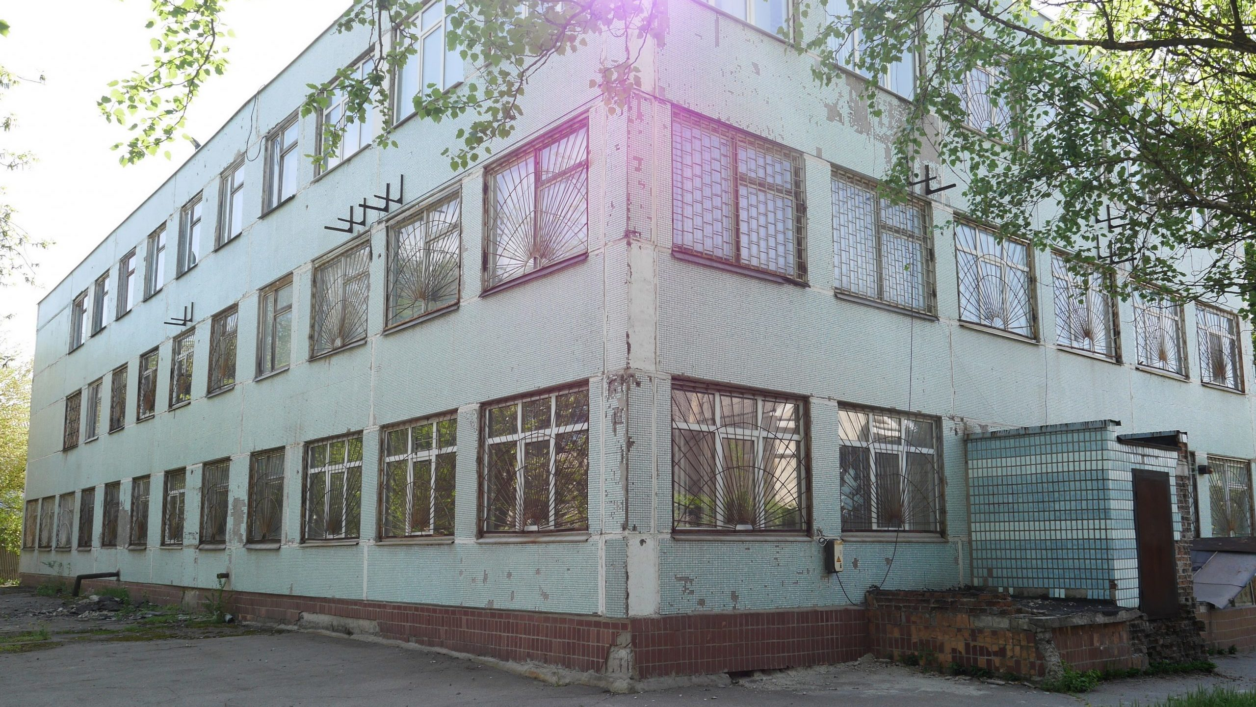 В Запорожье здание института продают на аукционе