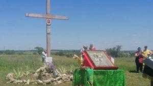 Под Запорожьем РПЦ собирается строить церковь на месте графской усыпальницы