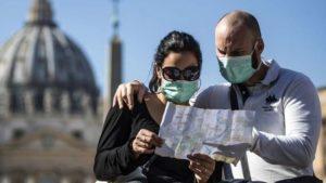В Украине запустили интерактивную карту с актуальными правилами въезда в страны во время пандемии