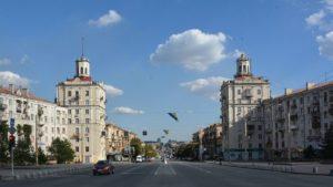 На центральному проспекті Запоріжжя в аварійному стані знаходиться історична споруда, — ФОТОФАКТ
