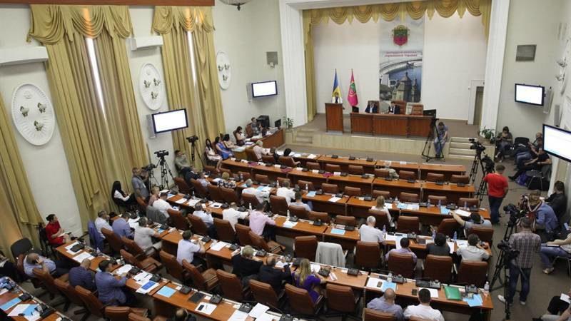 Каранатин и валидаторы в транспорте: какие вопросы рассмотрят запорожские депутаты на очередной сессии горсовета