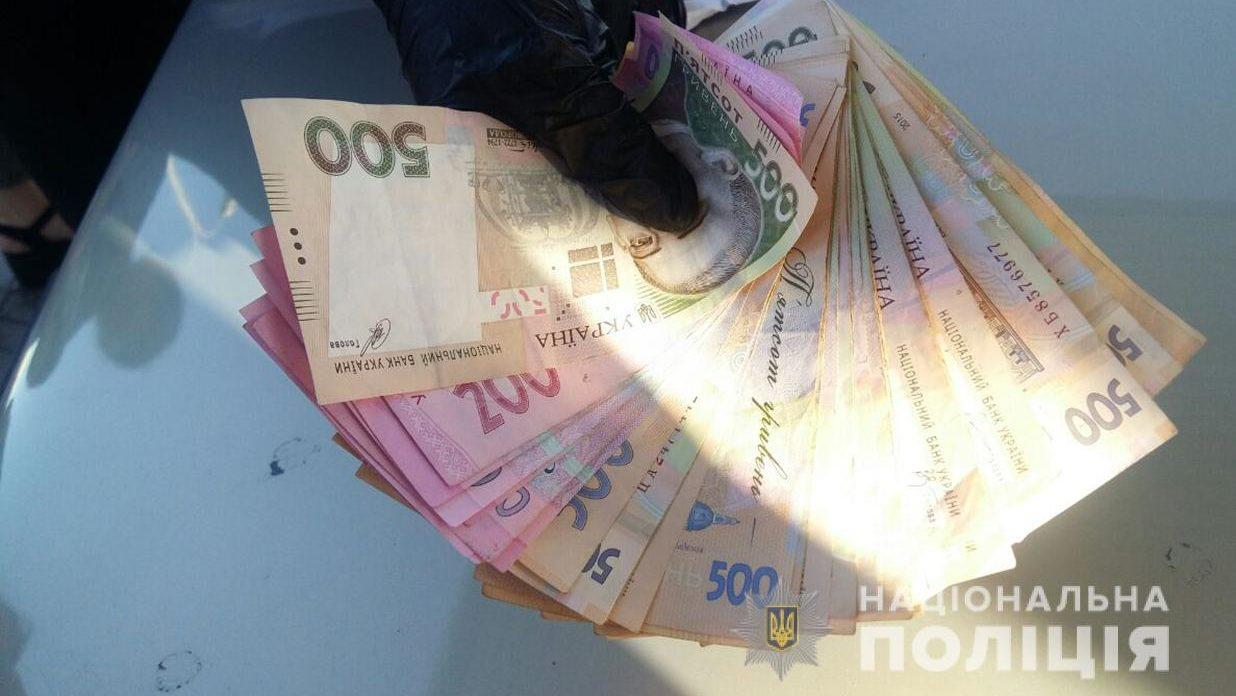 В Запорожской области пенсионеры отдали мошеннице 100 тысяч гривен якобы для обмена, – ФОТО