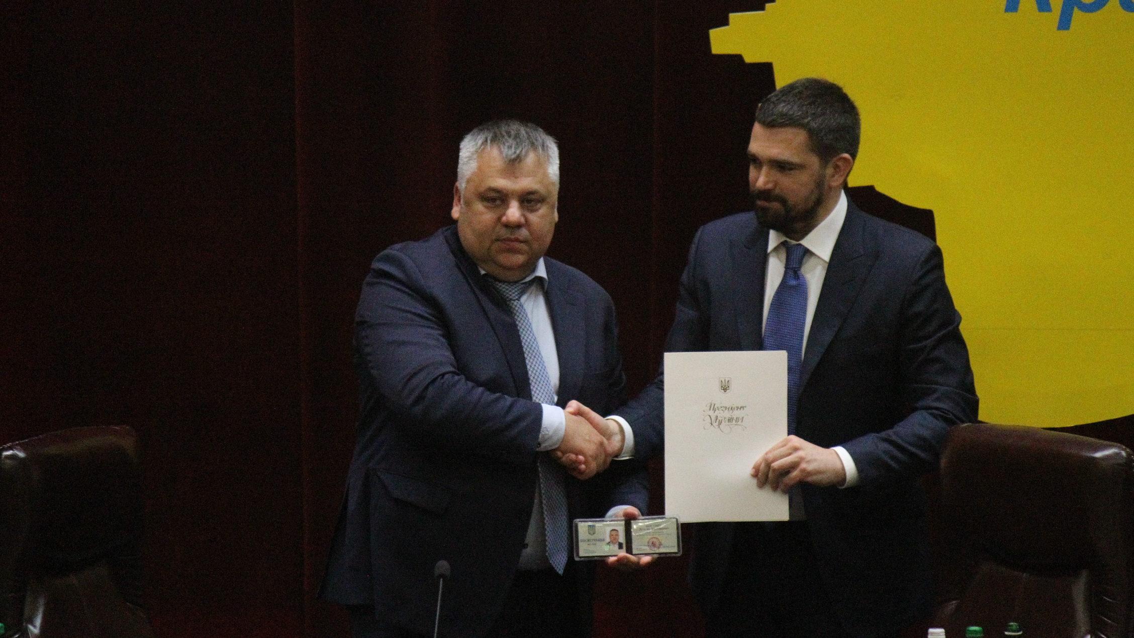 Новый глава Запорожской области представил программу своей работы в регионе