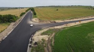 В Запорожской области заканчивают реконструкцию на еще одной местной дороге, – ФОТО, ВИДЕО