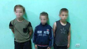 В Запорожской области 7-летний мальчик вместе с двумя друзьями сбежал из дома, – ФОТО