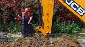 В Запорожье на Зеленом Яру незаконно сделали врезку в газопровод и воровали газ, – ФОТО