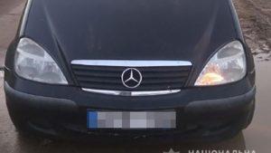 В Запорожской области пассажир такси напал на водителя и угнал его машину, – ФОТО