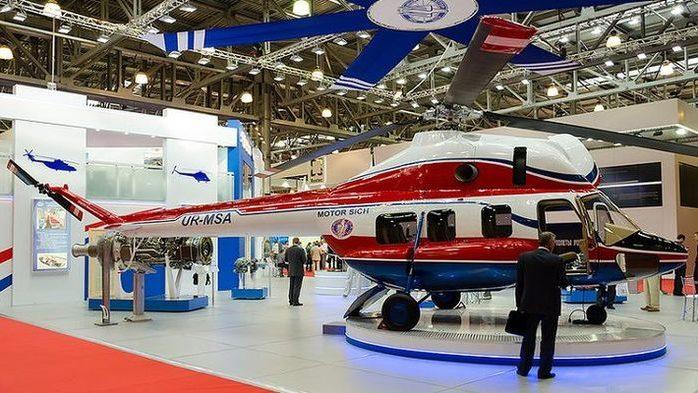 Запорожский завод «Мотор Сич» может получить контракт от министерства МВС, – Арсен Аваков
