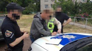 В Запорожской области обнаружили перевозчиков-нелегалов, – ФОТО