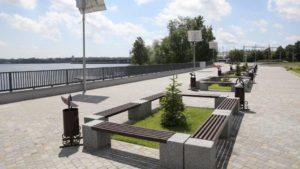 У Запоріжжі закінчили реконструкцію Правобережного пляжу: як він виглядає, – ФОТОРЕПОРТАЖ